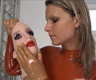 Rubber Tanja - fetish and latex