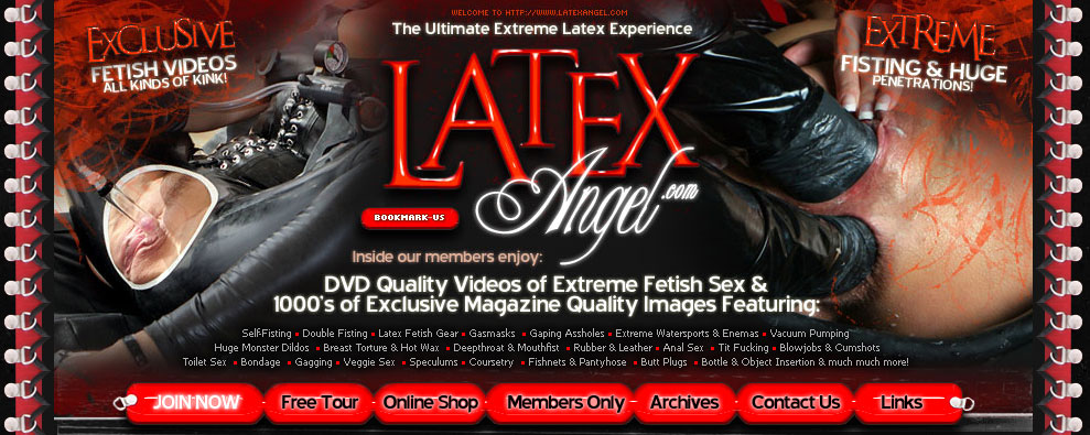 Visit Latex Angel!